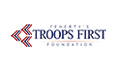 Troops First logo